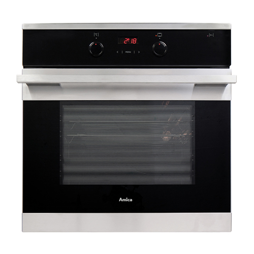 10533TSPRXPYRO Ten function electric multifunction pyrolytic oven, stainless steel Main
