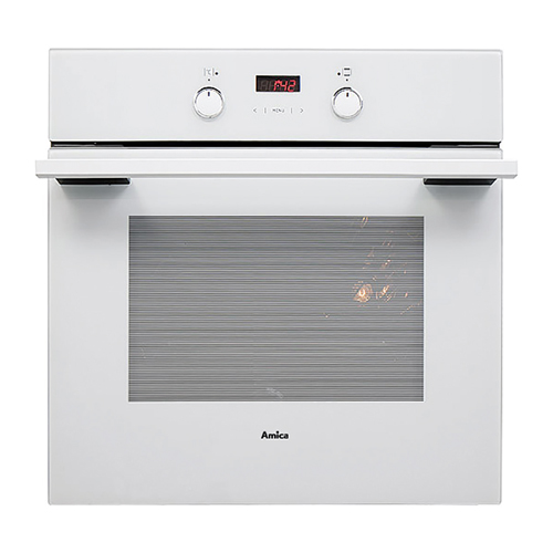10533TSW Ten function electric multifunction oven, white Main