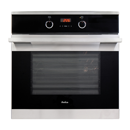 10533TSX Ten function electric multifunction oven, stainless steel