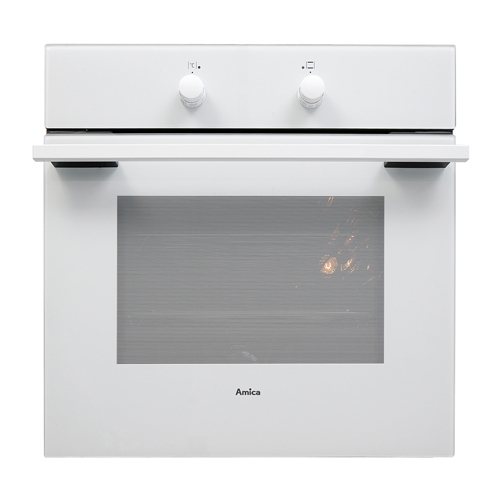 10533W Ten function electric multifunction oven, white