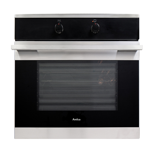 10533X Ten function electric multifunction oven, stainless steel Main