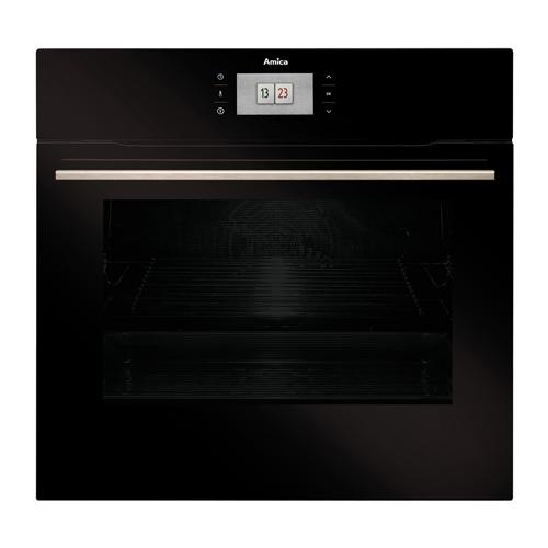 11433TFB Ten function electric multifunction oven, black