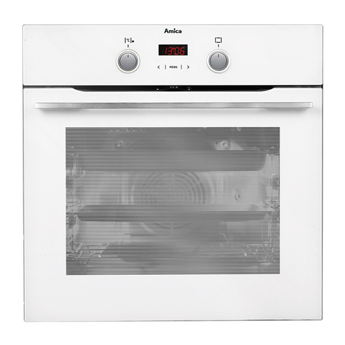 11433TSW Ten function electric multifunction oven, white Main