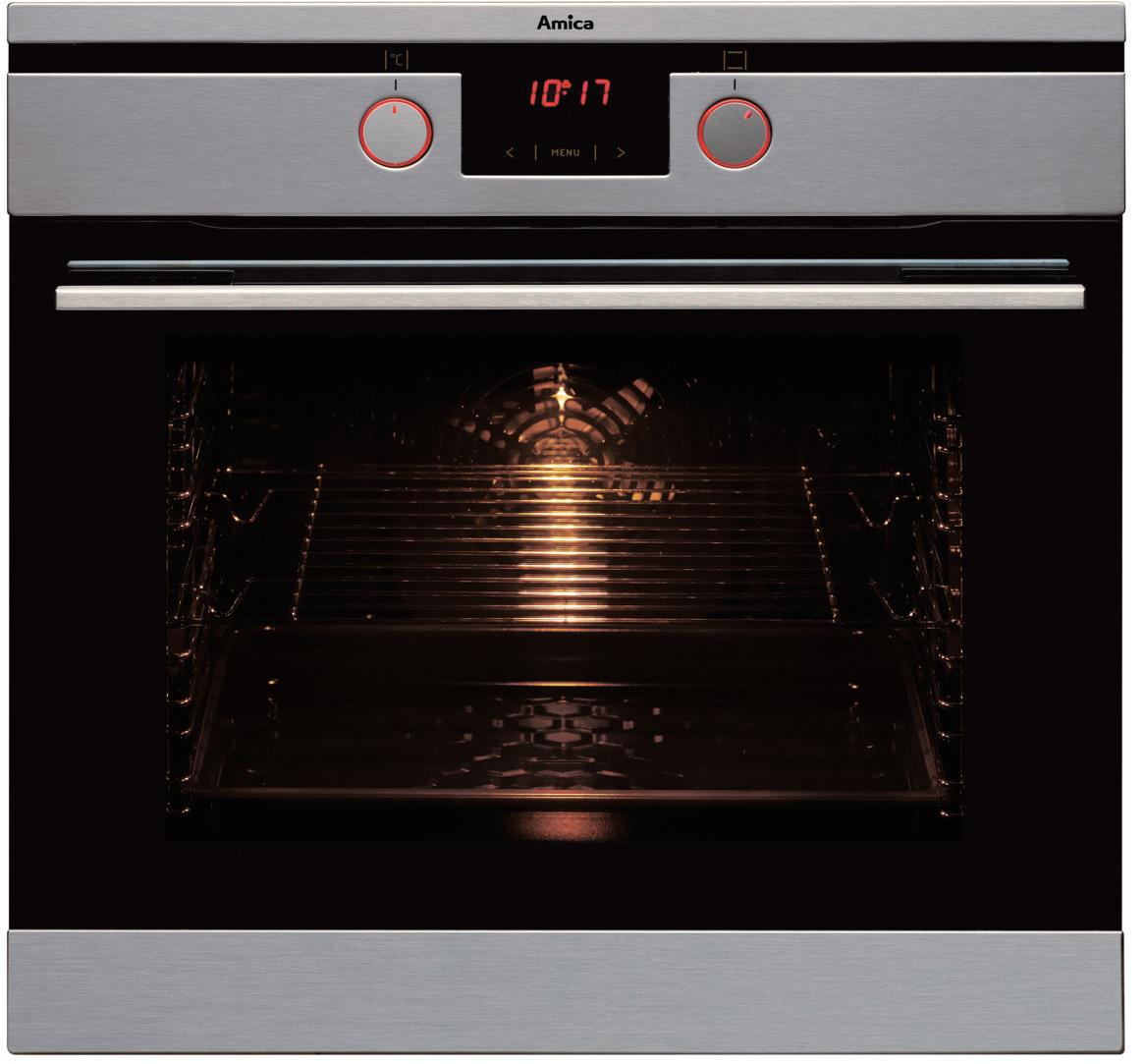 11433TSX1 Ten function electric multifunction oven, stainless steel Main