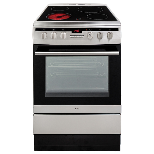 608CE2TAXX 60cm freestanding electric cooker with ceramic hob