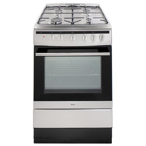 608GG5MSXX 60cm freestanding gas cooker, stainless steel