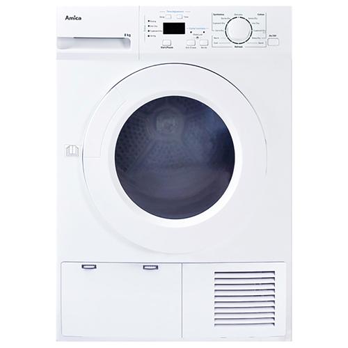 ADC8BLCW 8kg freestanding condenser tumble dryer, white