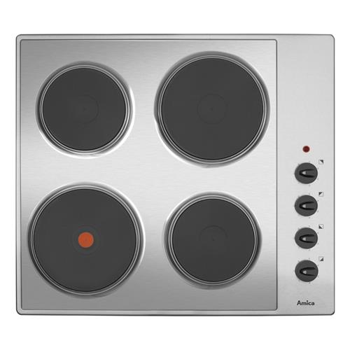AHE6000SS 60cm four zone electric hob
