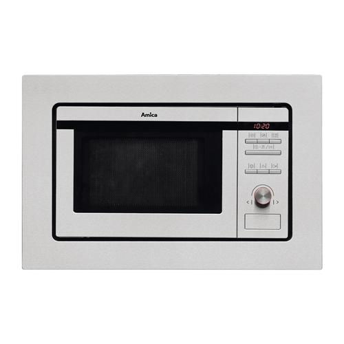 AMM20G1BI Wall unit microwave oven and grill, stainless steel