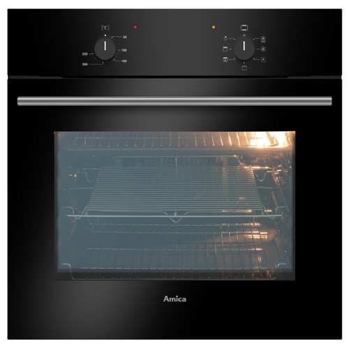 ASC200BL Five function electric fan oven