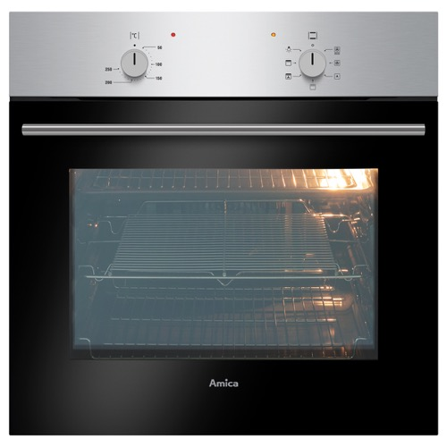 ASC200SS Five function electric fan oven