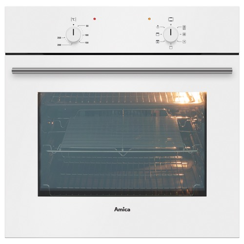 ASC200WH Five function electric fan oven