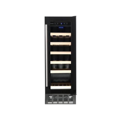AWC300BL Freestanding/ under counter slimline wine cooler