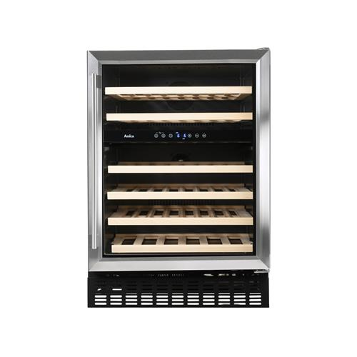 AWC600SS Freestanding/ under counter wine cooler
