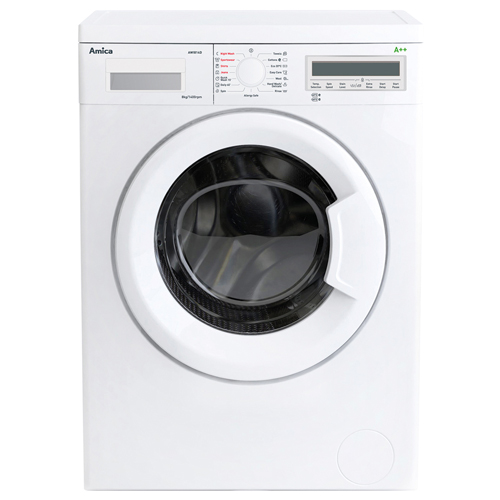 AWI814D 8kg 1400 spin freestanding washing machine, white