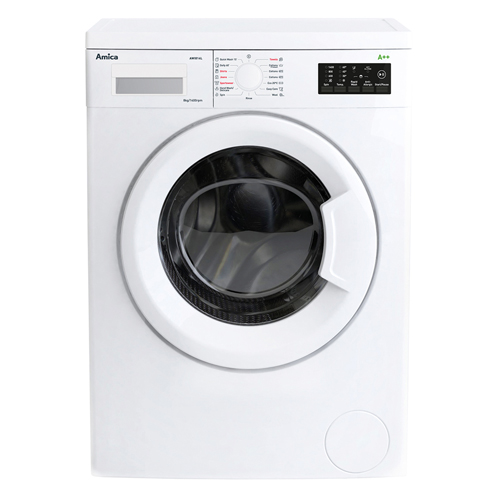 AWI814L 8kg 1400 spin freestanding washing machine, white