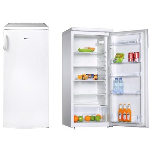 FC2063 55cm freestanding upright larder fridge, white Main