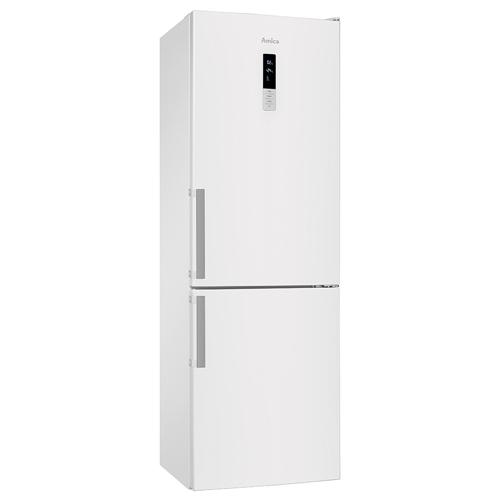 FK3213DF 60cm freestanding frost-free fridge freezer, white Main