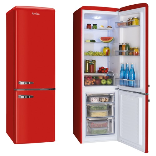 FKR29653R 55cm freestanding static 60/40 fridge freezer