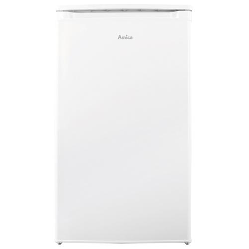 FM1084 48cm freestanding undercounter fridge, white