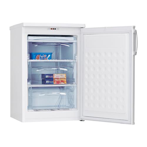 FZ1383 55cm freestanding undercounter freezer, white Main