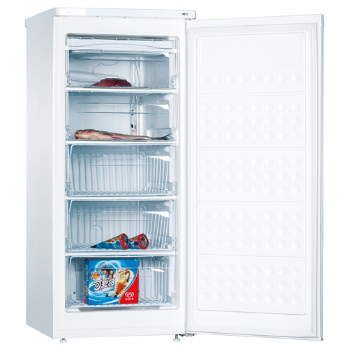 FZ2063 55cm freestanding upright freezer, white