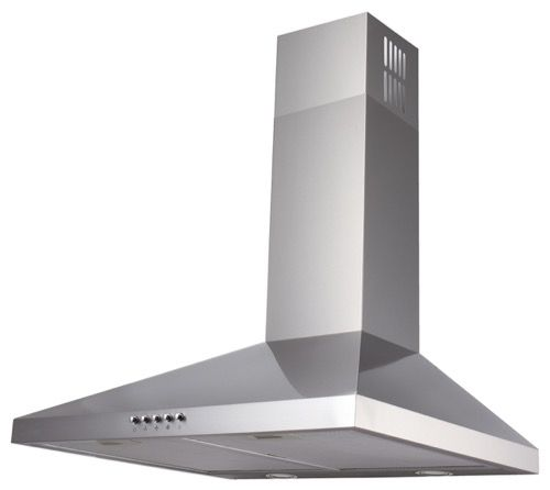 OKP6221Z 60cm chimney extractor, stainless steel