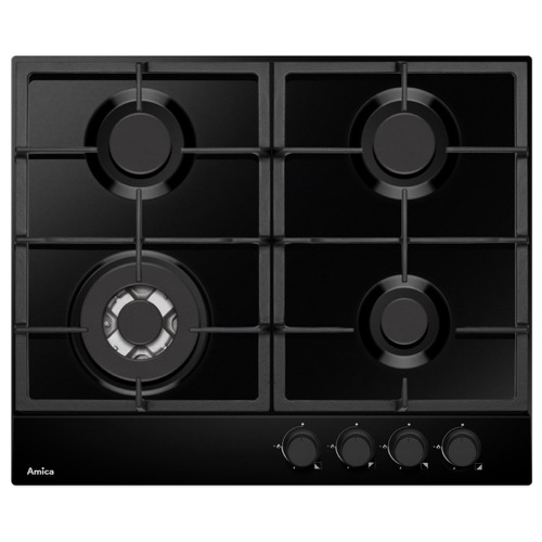 PGZ6412B Four burner gas hob