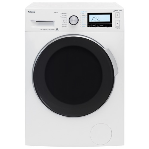 WMS814 8kg 1400 spin freestanding washing machine, white