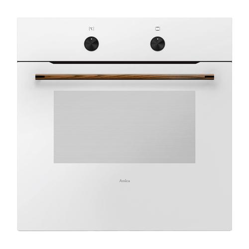 ZENWHITE Ten function electric multi-function oven, white