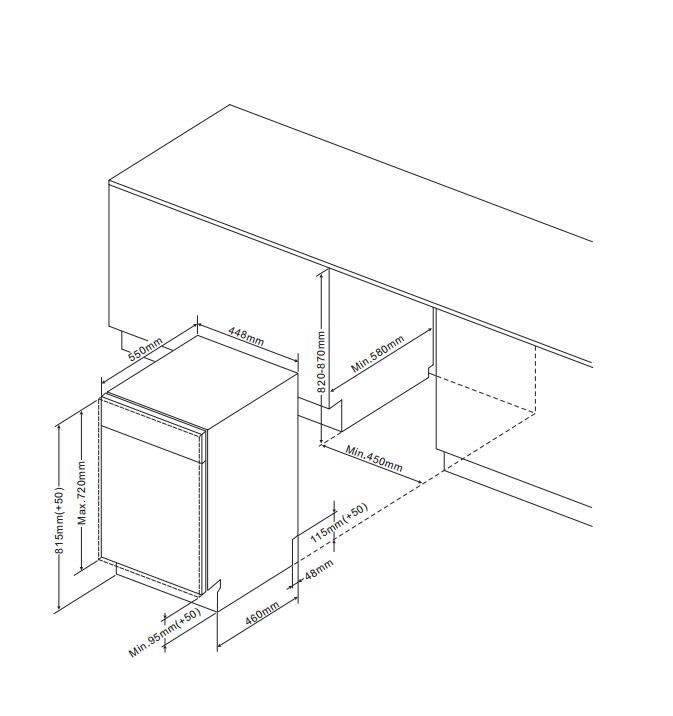 ZIM466E 45cm integrated dishwasher Alternative (1)