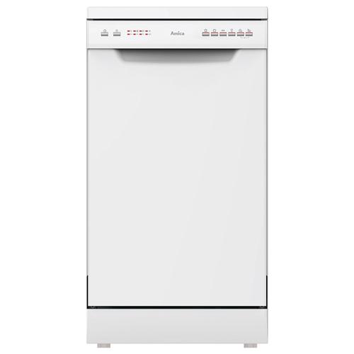 ZWM496W Freestanding slimline dishwasher
