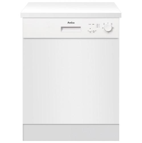 ZZV634W Semi- integrated dishwasher
