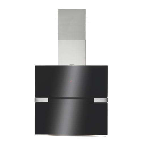 OKC6726I 60cm angled extractor, black glass Alternative (0)