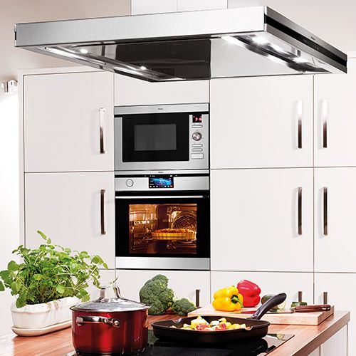 AMM25BI Built-in microwave oven and grill, stainless steel  Alternative (5)