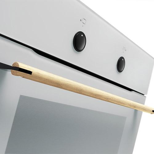 ZENWHITE Ten function electric multi-function oven, white Alternative (1)