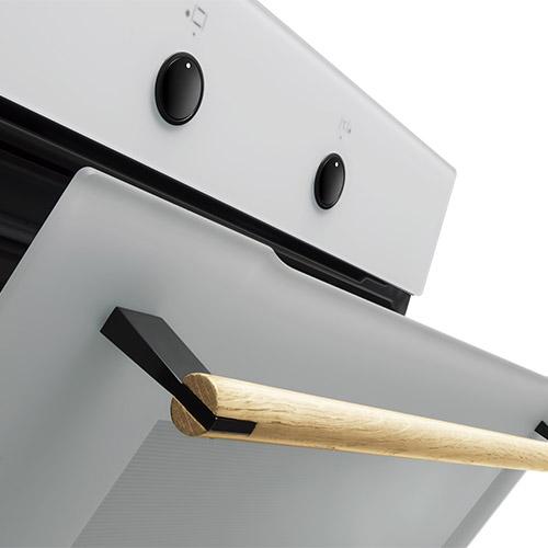 ZENWHITE Ten function electric multi-function oven, white Alternative (2)
