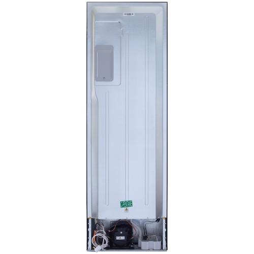 FK3216GBDF 60cm freestanding frost-free 70/30 fridge freezer, black glass Alternative (5)