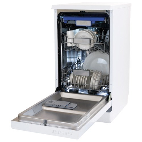ZWM428W 45cm freestanding dishwasher, white Alternative (2)