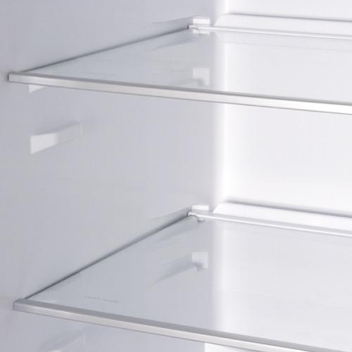 FK3213DF 60cm freestanding frost-free fridge freezer, white Alternative (2)