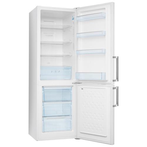 FK3213DF 60cm freestanding frost-free fridge freezer, white Alternative (6)