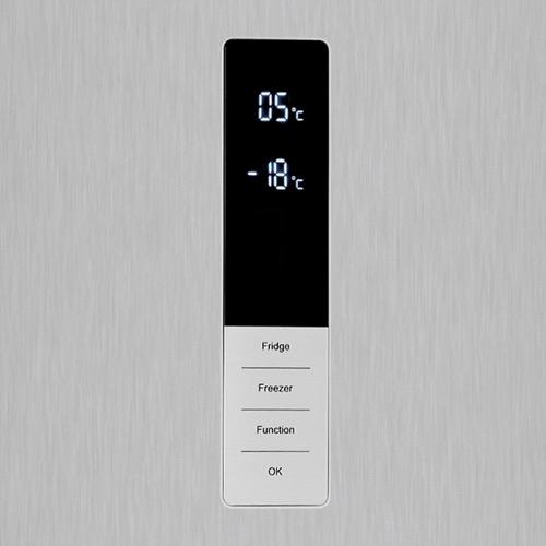FK3213DFX 60cm freestanding frost-free fridge freezer, stainless steel Alternative (0)
