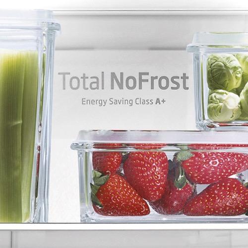 FK3213DFX 60cm freestanding frost-free fridge freezer, stainless steel Alternative (6)