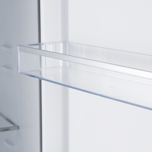 FK3216GWDF 60cm freestanding frost-free 70/30 fridge freezer, white glass Alternative (1)