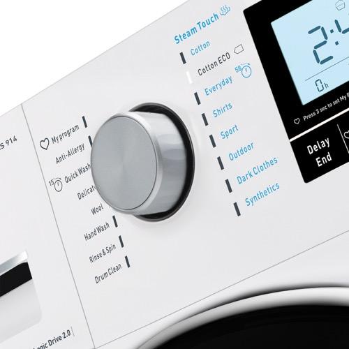 WMS914 - 9kg freestanding washing machine | Amica UK