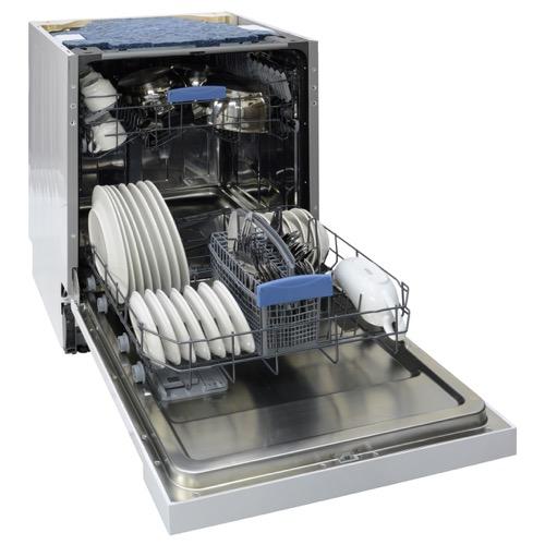 ZZV634W 60cm semi-integrated dishwasher, white Alternative (0)