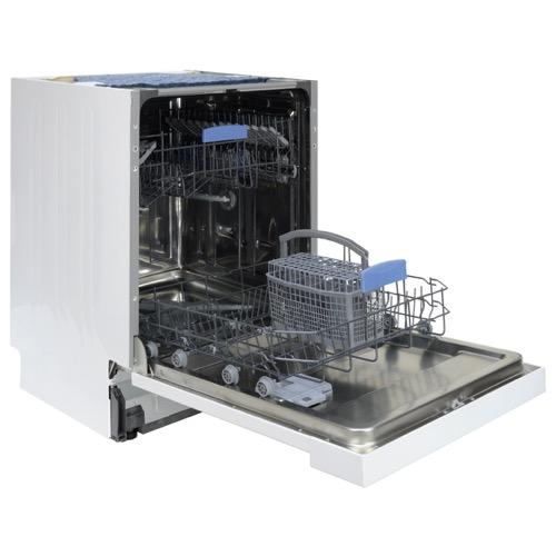ZZV634W 60cm semi-integrated dishwasher, white Alternative (1)