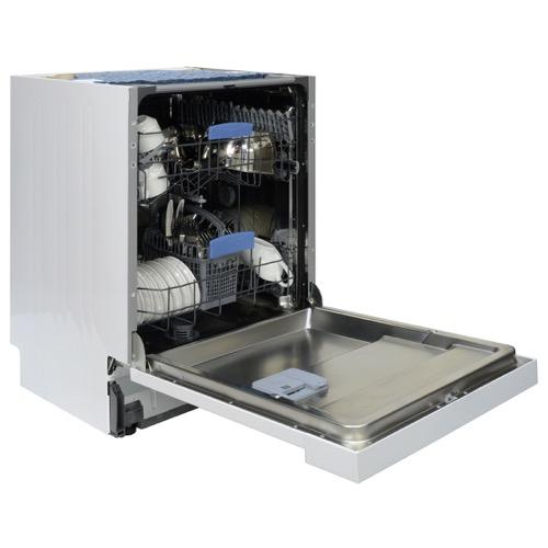 ZZV634W 60cm semi-integrated dishwasher, white Alternative (2)
