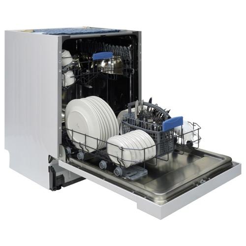 ZZV634W 60cm semi-integrated dishwasher, white Alternative (3)