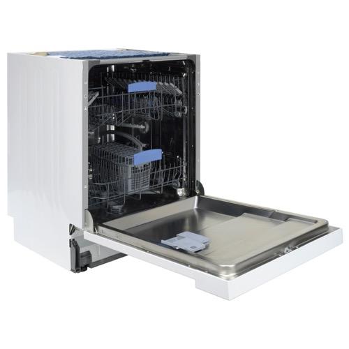 ZZV634W 60cm semi-integrated dishwasher, white Alternative (4)